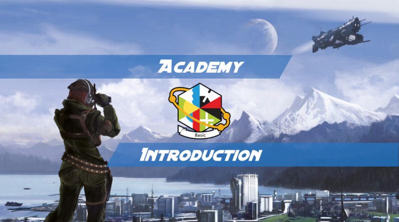 Infinity Academy – Intro