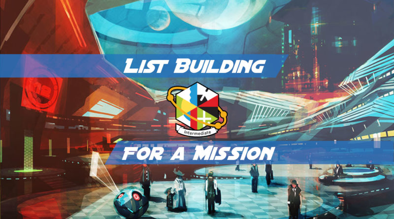 List Building for a Mission